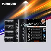 Panasonic Eneloop batteria originale Pro AA 2550mAh 1.2V NI-MH fotocamera torcia giocattolo batterie ricaricabili precaricate