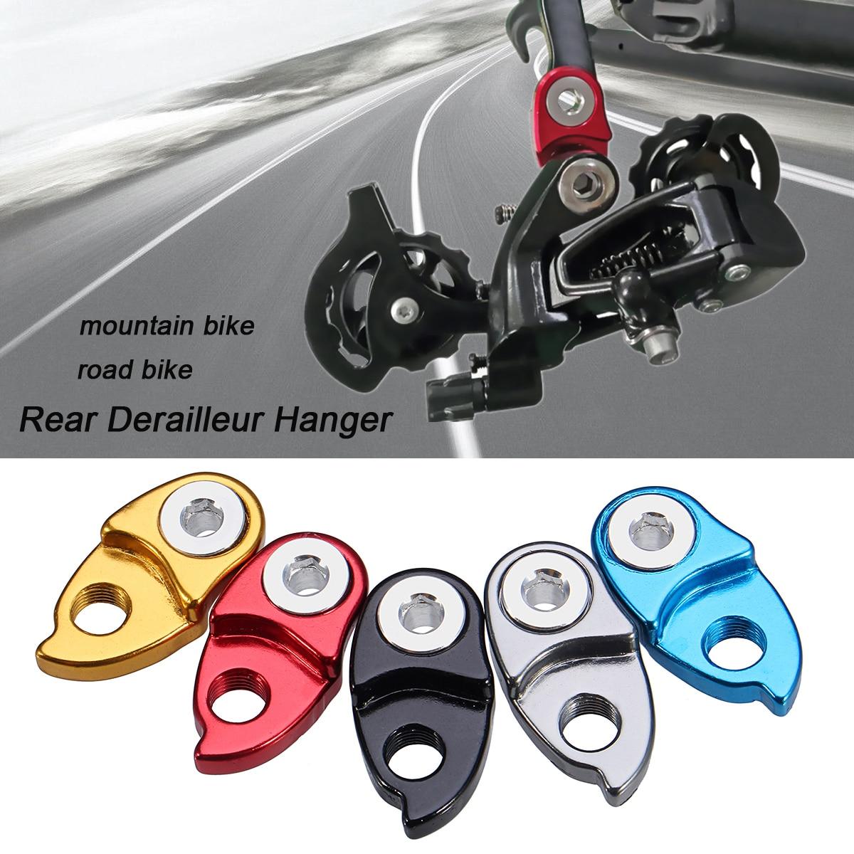 MTB bicicleta de montaña bicicleta de carretera cambio trasero suspensión extensión marco engranaje cola gancho Extender Envío Directo