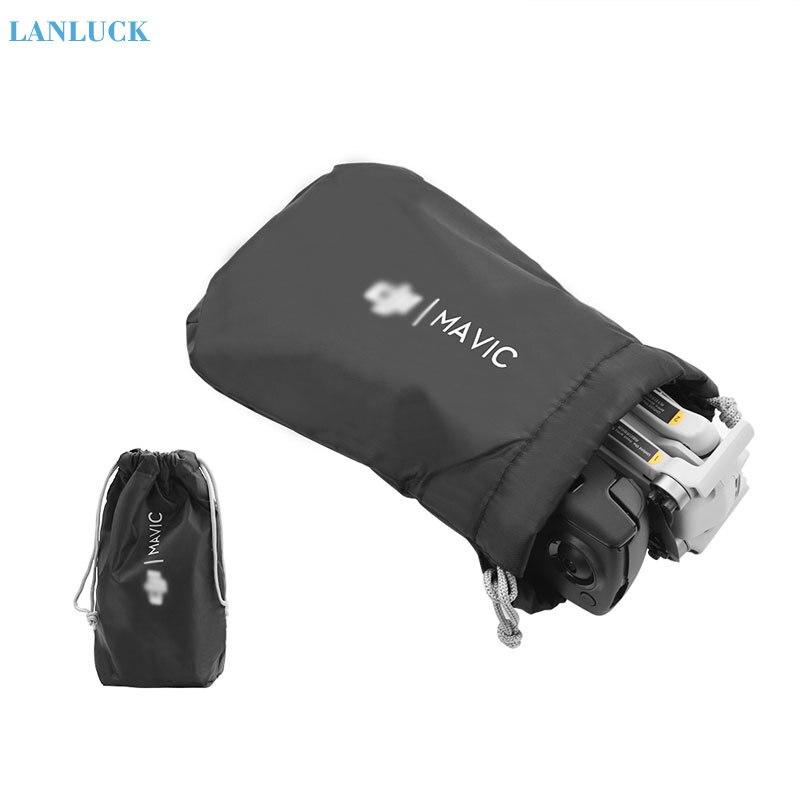 Bolsa de almacenamiento para DJI Mavic Mini Mavic 2 Mavic Spark Mavic AIR 2 bolso portátil para Dji Mavic cuerpo de Drone batería de Control remoto