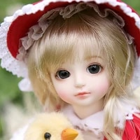 full set 16 sd doll gaby bjd humanoid female girl doll naked baby holiday birthday best adult toy kid gift exquisite model