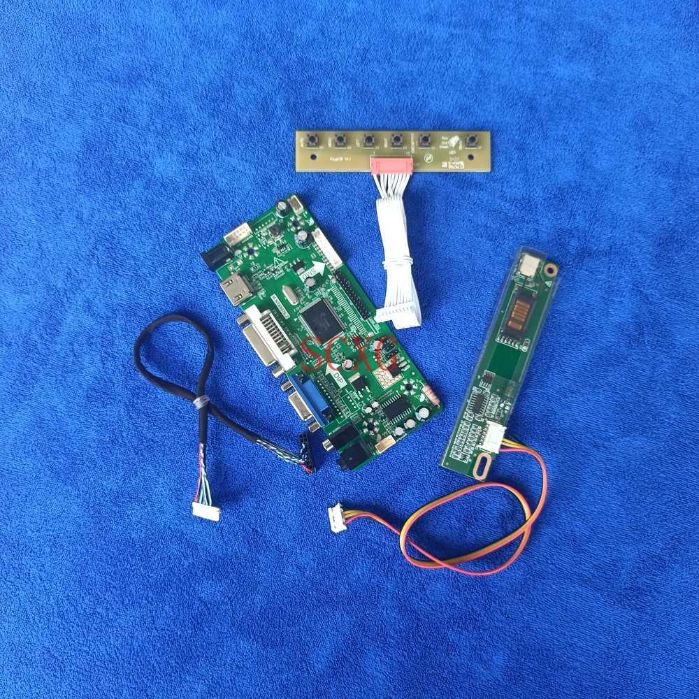M.NT68676 لوحة للقيادة 1024*768 1CCFL LVDS 20-Pin VGA DVI HDMI-متوافق مع HSD121PX11/HSD121PX12/HT121X01 LCD مصفوفة لتقوم بها بنفسك عدة