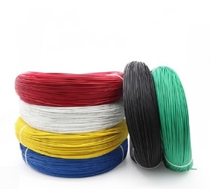 UL3266-22AWG Low-Smoke Halogen-Free Irradiated Wiring Flame Retardant And High Temperature Resistance 125℃-5/10Meters