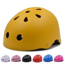 Round MTB Bike Helmet Kids/Adults Men Women Sport Accessory Cycling Helmet Adjustable Head Size Mountain Road Bicycle Helmet