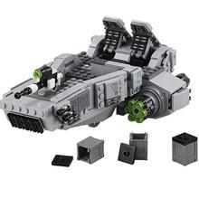 Star Wars First Order Snow Speeder Fighter STARWARS Building Blocks Sets Bricks Classic Model Compatible Lepining 75100