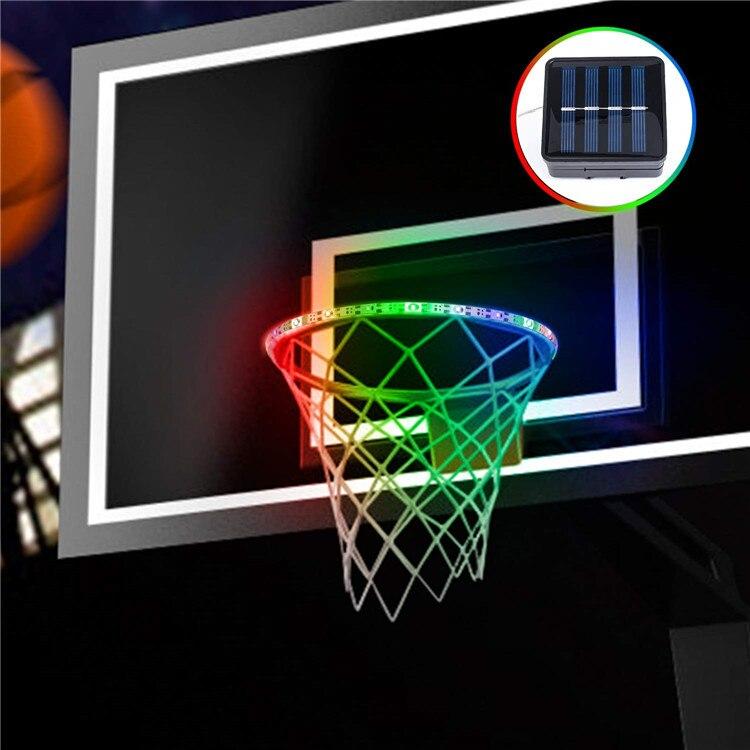 Новый баскетбольный барсетный Смарт светодиодный светильник, Ночник светильник, цветной светильник, барный обруч, активированный датчиком...