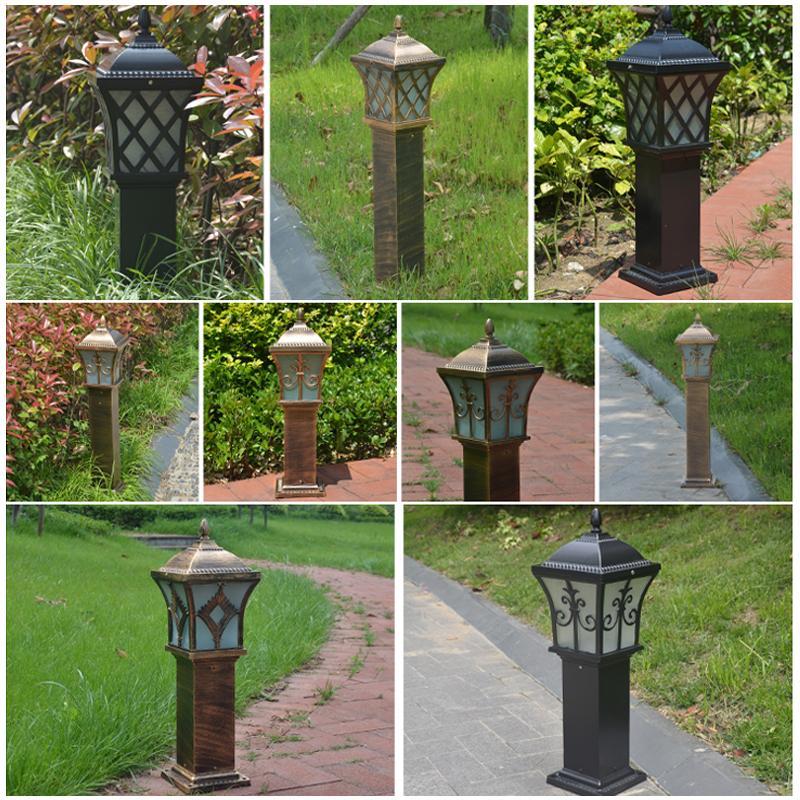 Luce Para Terraza y Decoracion Lighting Lumiere Exterieur De LED Jardin Tuinverlichting Outdoor Garden Light Lawn Lamp enlarge