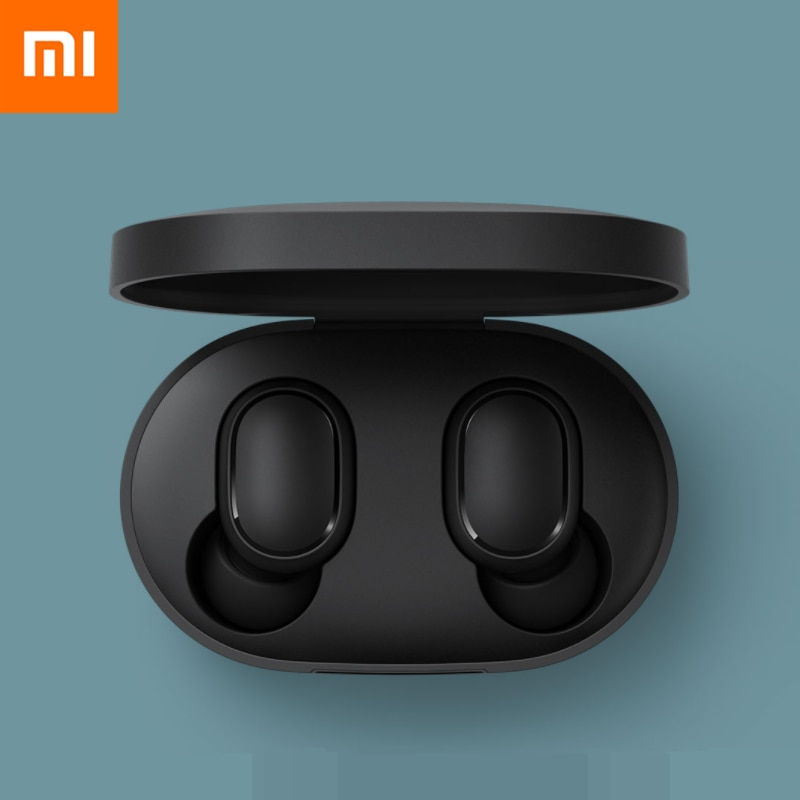 Xiaomi official Store Redmi Airdots S Airdots 2 Earphones Mi Xiaomi Wireless Headphones Bluetooth Air Dots Headset TWS Earbuds