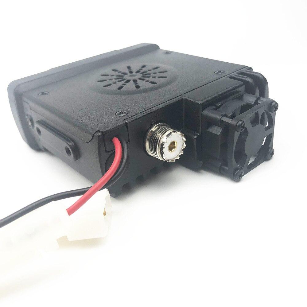 Mini Mobile Radio 136-174 400-490MHz BJ 318 Dual Band Two Way Transceiver Car Walkie Talkie CB Radio BJ318 SSB enlarge