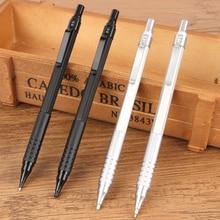 1Pcs 0,5mm Mechanische Bleistifte Metall Shell Büro & Schule Schreibwaren Schreibwaren