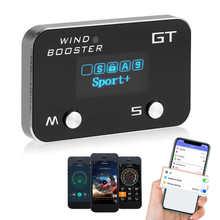 Cammus Auto Windbooster Elektronische Drossel Controller Bluetooth APP GT GT171 Fit für Toyota Hilux/Land Cruiser/Tundra/tacoma