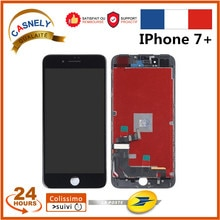 LCD Display For IPhone 7 Plus Screen Replacement HD 3D Touch Digitizer Assembly AAAA Mobile Phone LC