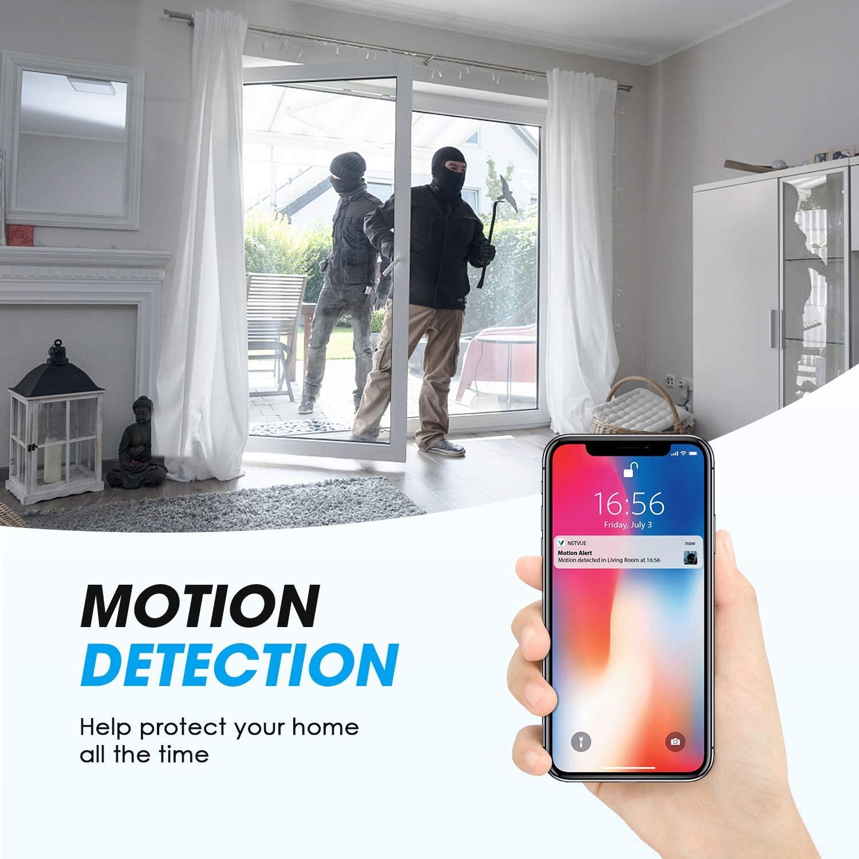 Doorbell Camera 2.4GHz Wi-Fi Motion Detector 185 Wide Angle Night Vision Camera Doorbell 2-Way Talk Cloud Compatible Alexa enlarge