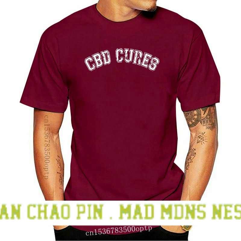 CBD-Camiseta de cáñamo y aceite de Cannabidiol... curas alimentadas por Café regalo