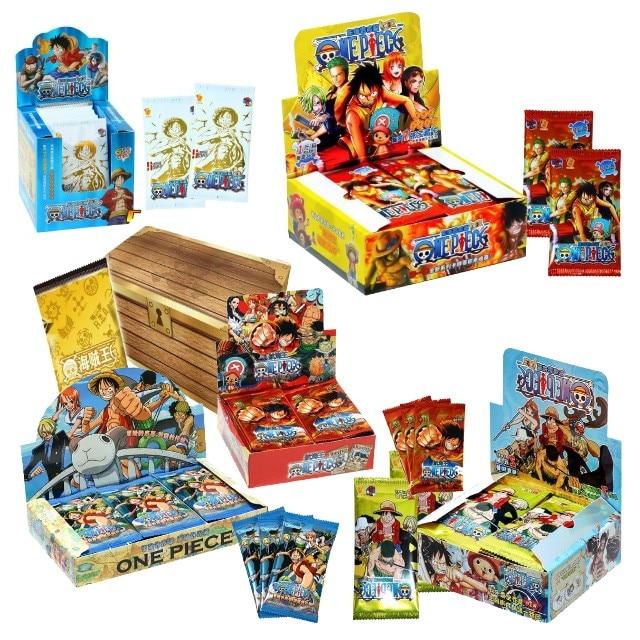 Новинка 2021 японское аниме Luffy Zoro Nami Usopp Sanji Robin коллекционная карточная игра Боевая