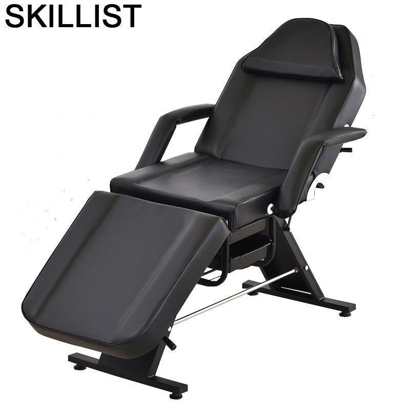 Cama De masaje Plegable Para belleza, muebles dentales Para tatuaje, Cama masajeadora,...