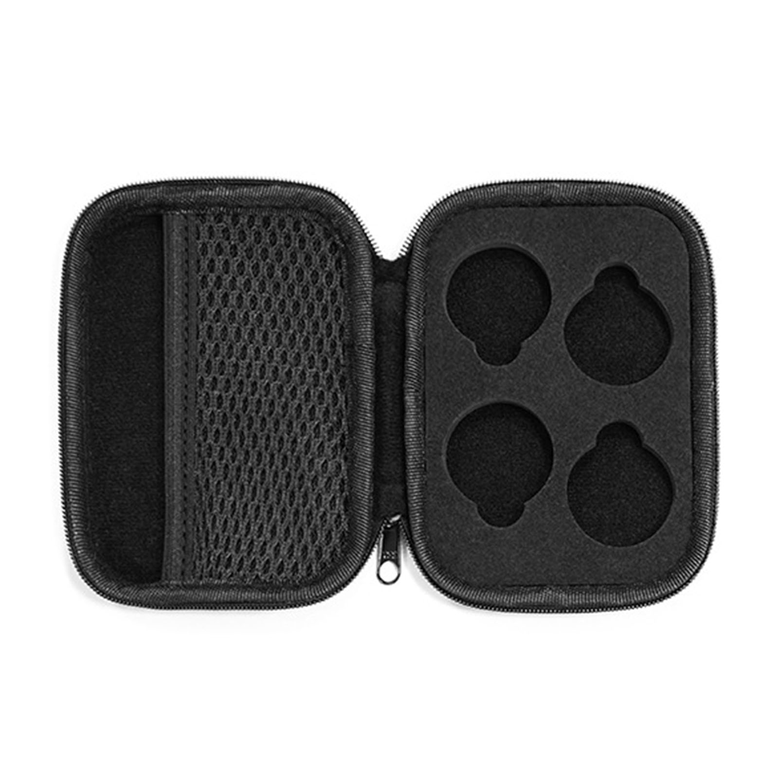 Shockproof Zippered Storage Organizer Bag Protective Carry Case For AirTag Anti-scratch Dustproof Storage Case For Apple AirTag недорого