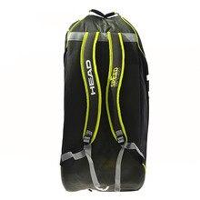 2018 Head Limited Edition Tennis Bag L5 Speed Bags For 9 Tennis Rackets Alexander Zverev edition sport bag Raquete De Tenis