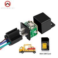 GPS-трекер MV730 ACC, GPS-реле, сигнализация для прицепа, отключение топлива, 2G GSM-трекер, геозона, автомобильный трекер