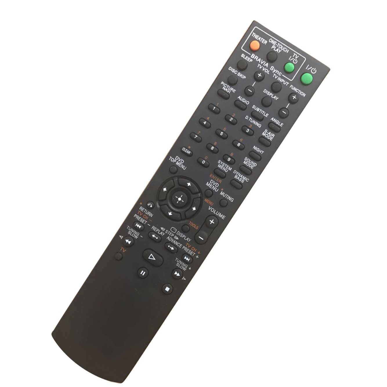 New Remote Control FOR Sony DVD Home Theater System DAV-DZ265K DAV-DZ266K DAV-DZ270K DAV-DZ290K DAV-DZ570K DAV-DZ590K