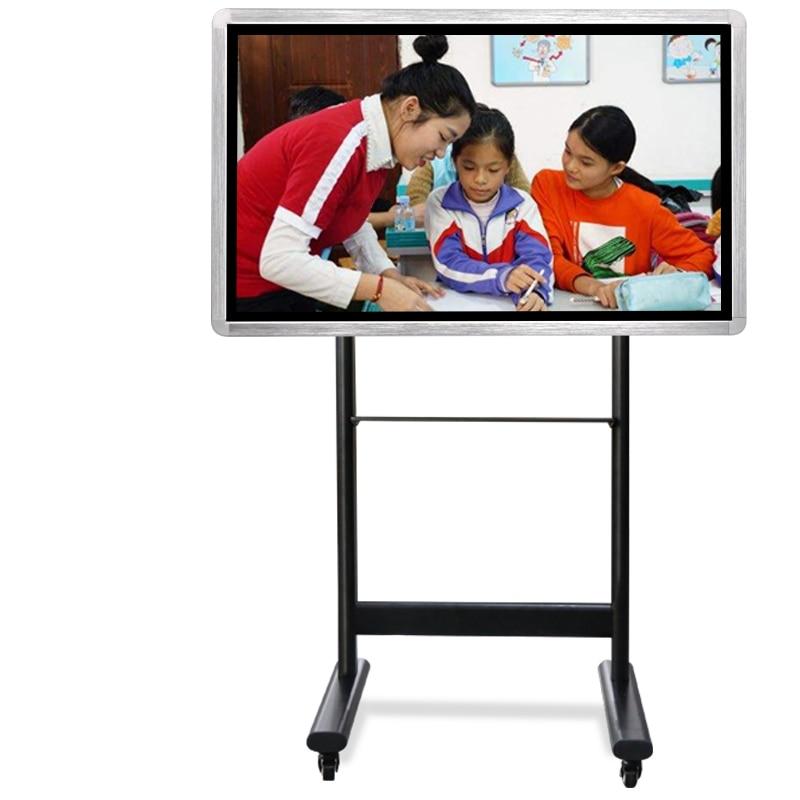 43 55 65 polegada LCD Inteligente Whiteboard ensino + TV + PC + espelho Monitor Led Interativa sensível ao toque Painel LG tela de exibição