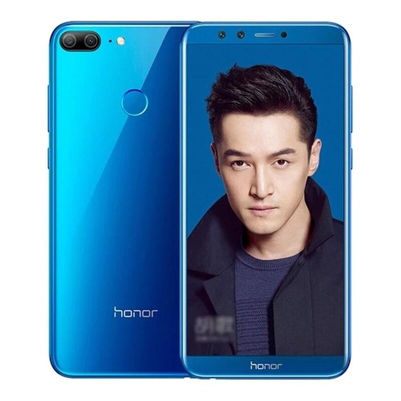 "Honor 9 Lite 3GB RAM 32GB ROM 5,65 ""189 Kirin 659 Octa Core 13.0MP Android 8,0 huella dactilar 4G LTE móvil teléfono"
