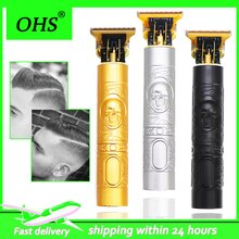 2021 USB Charge Electric Hair Clippers Shaver Beard Trimmer Professional Men Hair Cutting Machine Be