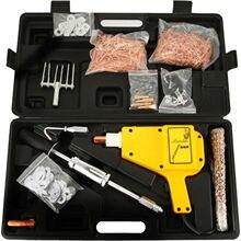 VEVOR 110V 1600A Spot-Stud Schweißer Dent Puller Kit Mini Spot Welder für Auto Körper Reparatur Spot Schweißen Maschine schweißen Gun Set