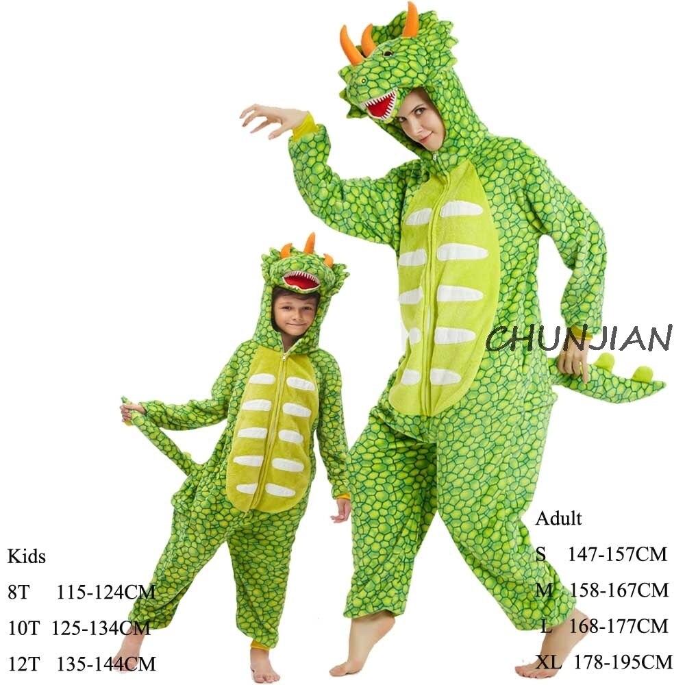 Pijamas da família do unicórnio do arco íris das mulheres roupas dos homens animal dos desenhos animados pijamas cobertor adulto Macacão de dormir    -