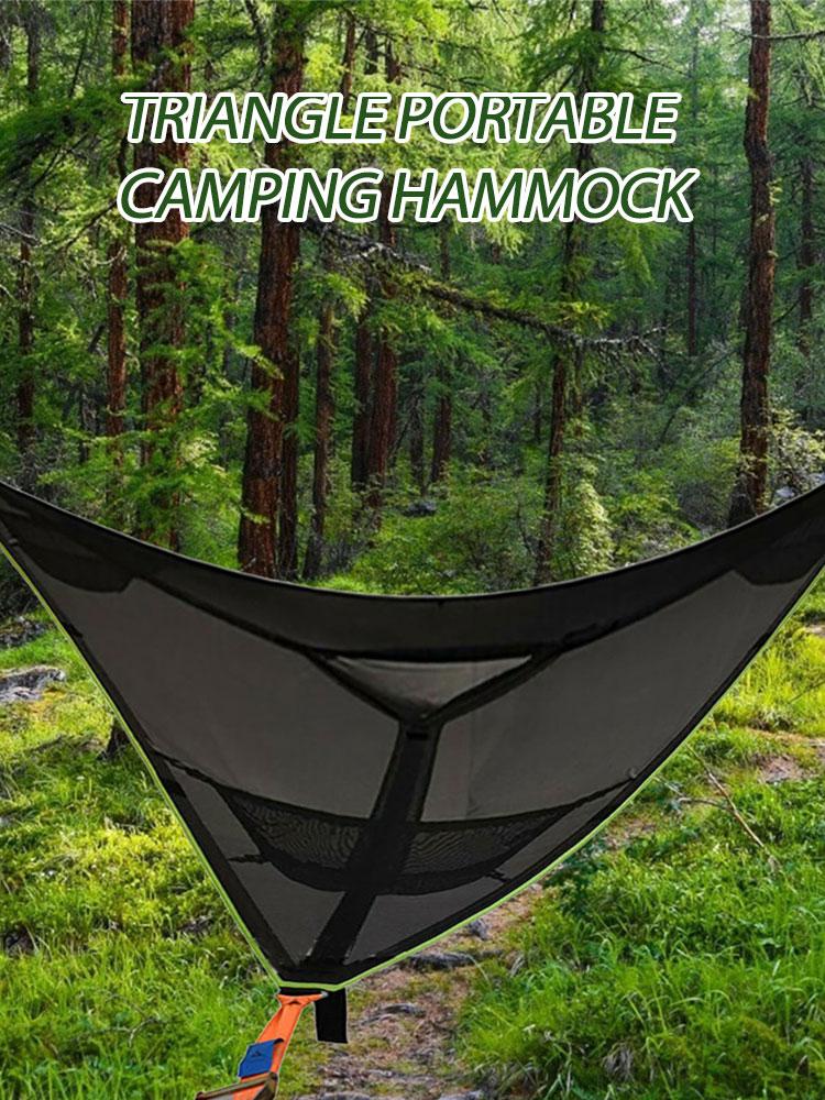 متعددة المحمولة التخييم في الهواء الطلق أرجوحة مع ناموسية عالية القوة قماش مظلات سرير معلق الصيد أرجوحة النوم