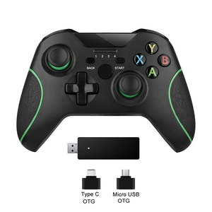 2.4G Wireless Game Controller For Xbox One Console For PC For Android smartphone Gamepad Joystick For PS3 Controle Joypad
