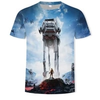 in 2021 the mens and womens 3d printed planet character o neck t shirt is a fashionable and versatile sports shirt