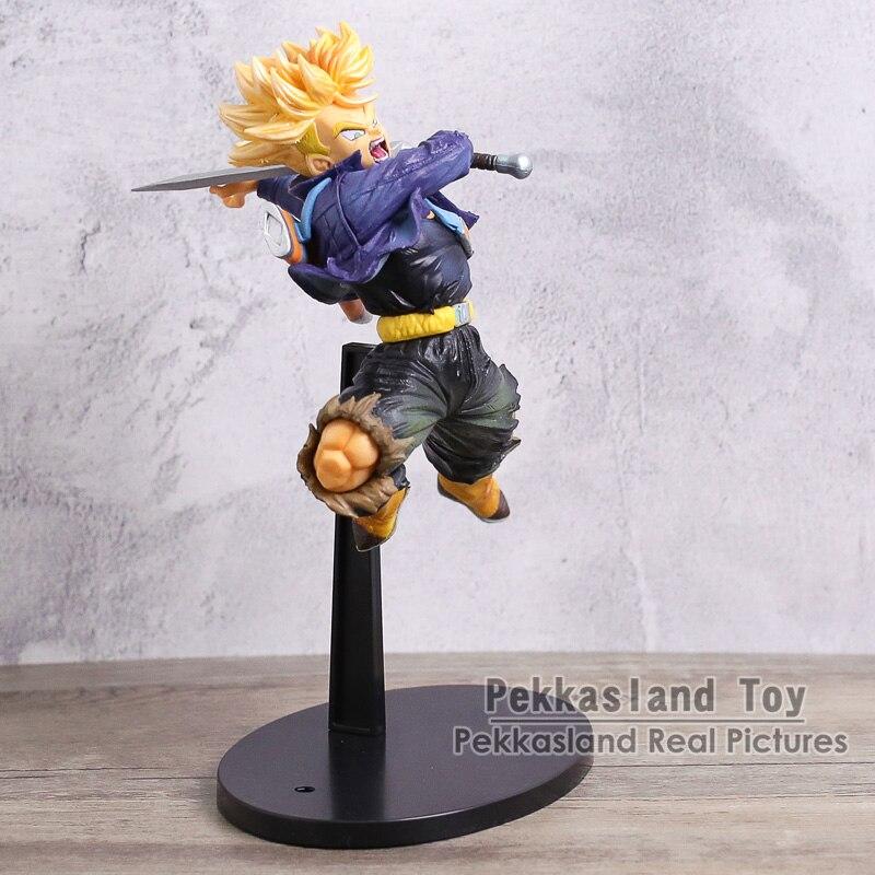"""Banpresto figura mundial Coliseo Tenkaichi Budoukai BWFC vol.2 figura de colección-Super Saiyan bañadores """"Dragon Ball Z"""""""