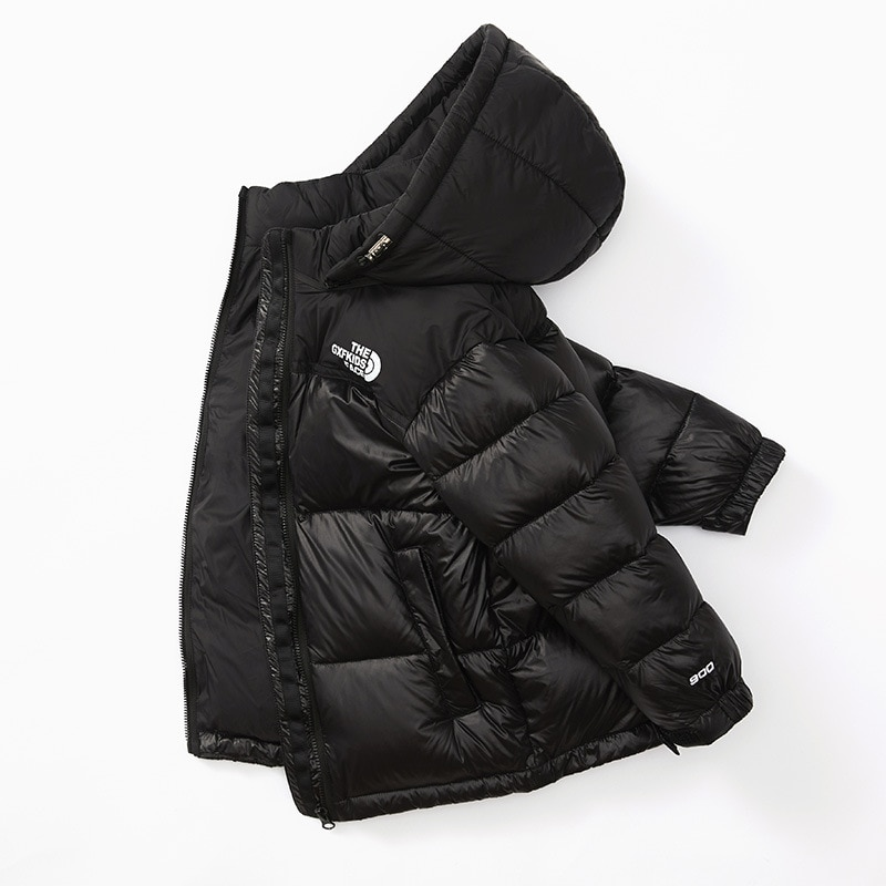 OASHTH Children's clothing autumn and winter new children's lightweight down jacket boys and girls  jacket enlarge