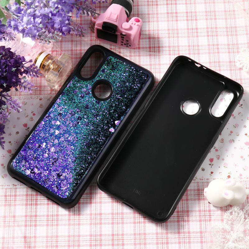 Glitter Liquid Quicksand Case For Xiaomi Note 7 5 6 Pro 5 Plus 6A 5A 4X S2 4 4X Case Mi 9 8 Lite A1 A2 Lite 6x 5x Cover