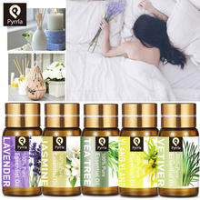 Pyrrla 5ml Reduce stress Pure Essential Oil Lavender Ylang Tea Tree Aromatherapy Essential Oils for