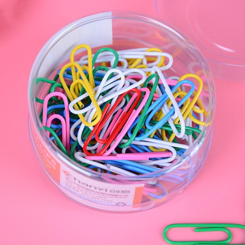 100pc-mixto-surtido-clips-de-colores-para-papel-para-la-escuela-la-oficina-estudio-papeleria