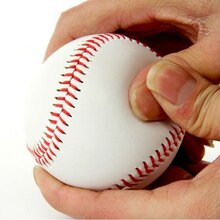 2021 Baseball No. 9 Softball softball Training Handmade Balls Fitness Products White Safety Kid Base