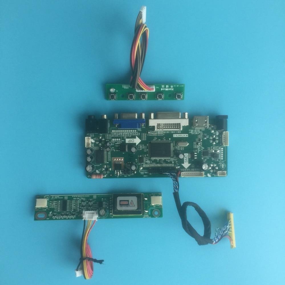 "Controlador placa driver para M220Z1-L08/l09/l10 painel hdmi kit m. nt68676 22 ""1680x1050 30pin dvi lcd diy vga lvds display led"