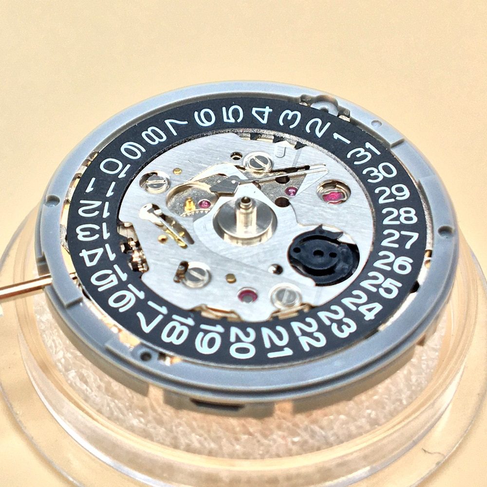 Fully Automatic High Accuracy Mechanical For Wristwatch NH35 NH36/NH35A Day Date Tool Set Replacement Repair Watch Movement enlarge