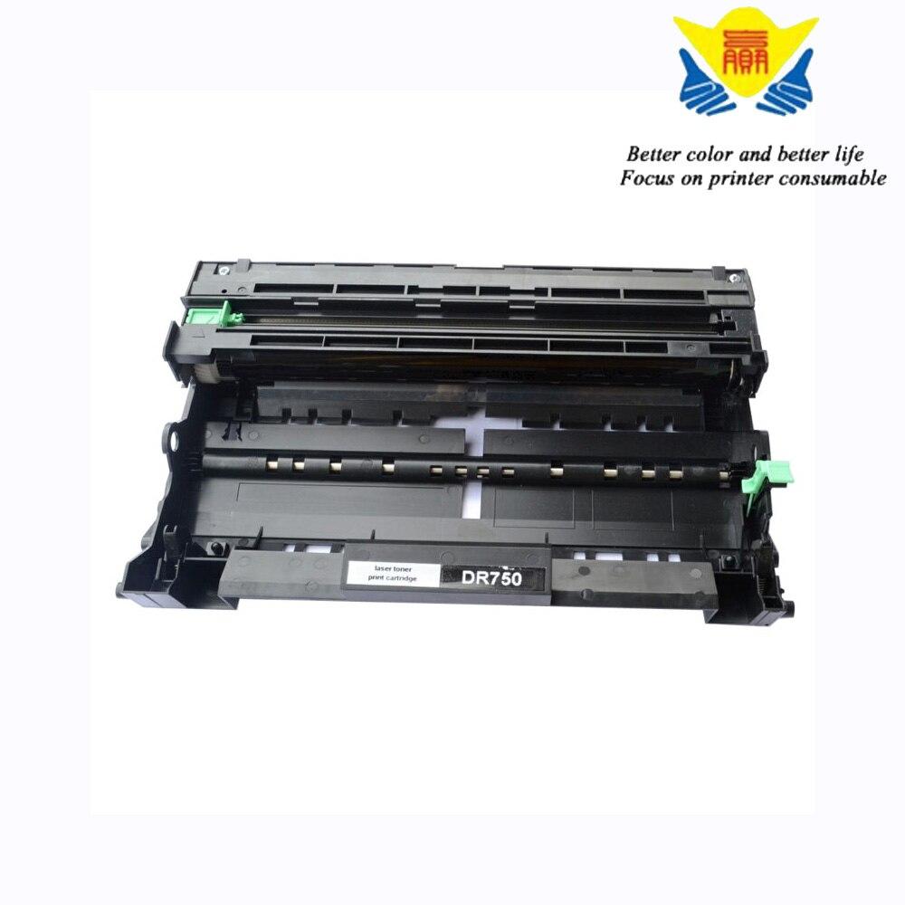 Unidad de tambor compatible negro Universal DR580 LD4636 para Brothers 5240 8860 HL-5340D HL-5370DW DCP-8085DN (