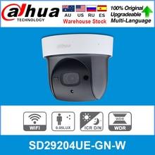 Dahua Originele Ptz SD29204UE-GN-W Hd Wifi 4X Zoom Ingebouwde Microfoon 30M Cr Starlight Ivs Gezicht Detecteren Ip camera Vervangen SD29204T-GN-W