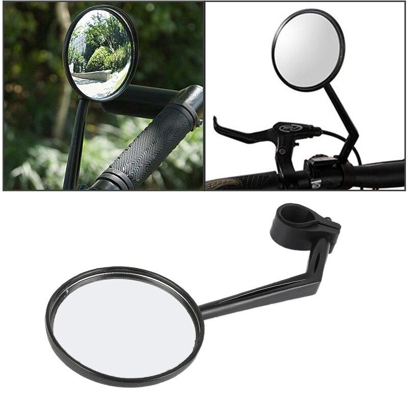 """Универсальный мотоцикл 3 """"Круглый 7/8"""" Руль торцевые зеркала заднего вида прочные зеркало заднего вида велосипеда"""