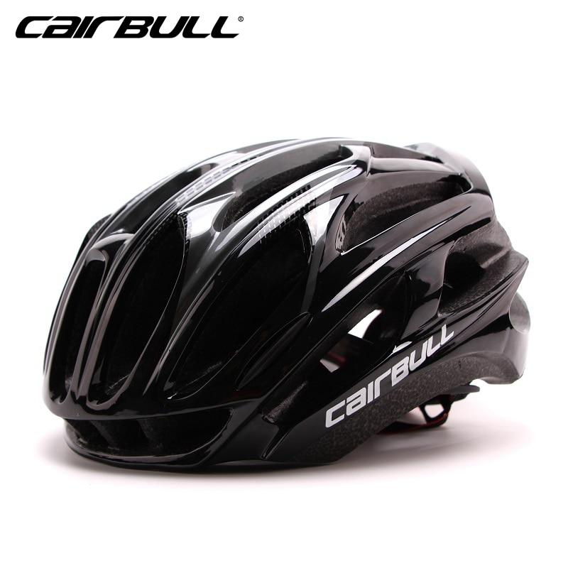 Casco de montar en bicicleta de montaña Cairbull, casco de bicicleta ultraligero de una pieza, forro de alto rendimiento con buena transpiración