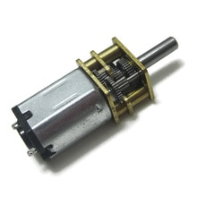 GA12-N20 Geared Motor Smart Car 3V6V12V Mini DC Geared Motor Low Speed Motor