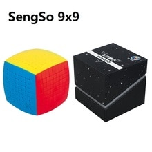Shenghou 9x9x9 Magic Cube Sengso 9x9x9 Cube Magic 9 Layers cubo Magico Professional 9x9 NEO Speed Cube