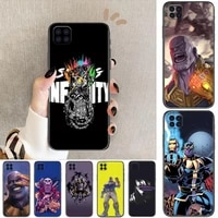 marvel avengers thanos charcter phone case for motorola moto g5 g 5 g 5gcover cases covers smiley luxury