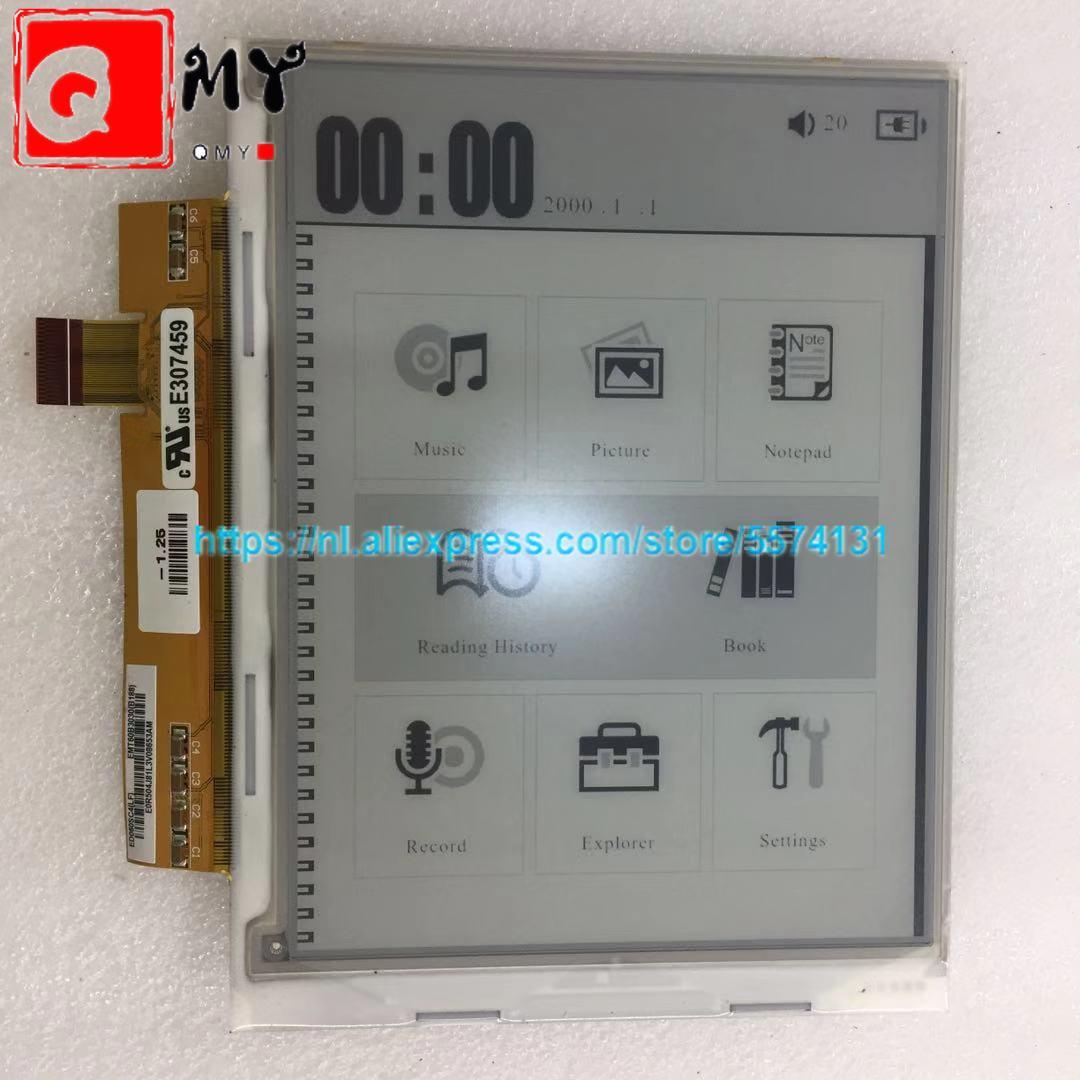 "Compatibel экран ED060SC4 ED060SC4 (LF) 6 ""e-ink ЖК-экран voor карманной книги 301/603/611/612/613 PRS-505"