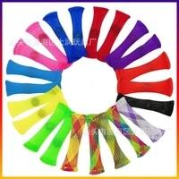 simple dimple pop decompression woven network management belt marbles toy multicolor glass extrusion vent fidget toy anti stress