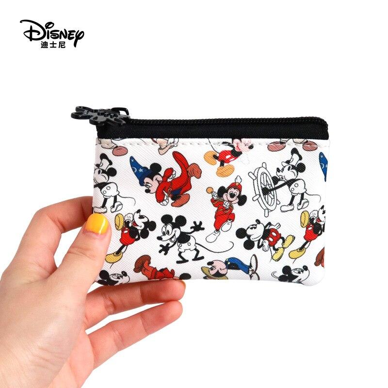 Original Disney Gedenk Mickey geldbörsen Multi-funktion Frauen Taschen Brieftasche Taschen Mode Mama Taschen Für Mädchen Geschenke