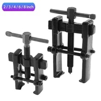 2 3 4 6 8 inch two claw puller separate lifting device strengthen bearing rama with screw rod for auto mechanic maintenance